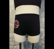 Black Meryl Dance Knicker