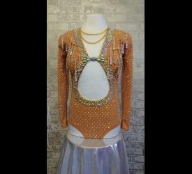 U14 New Slow Dance Costume