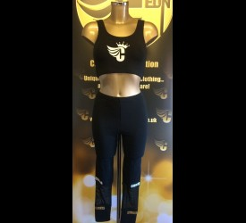 Ltd Edn Logo Crop Top