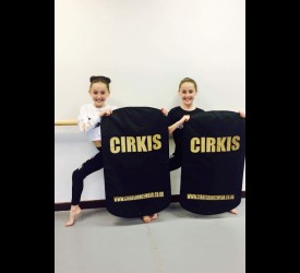 Cirkis Suit Carrier ADD NAME